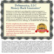 Debtmerica Fee Guarantee